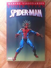 SPIDERMAN VISIONARIES: ROGER STERN VOL 1  PAPERBACK SOFTCOVER NEAR MINT (B13)