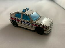 Matchbox - Vauxhall Astra GTE Police Car - Diecast Collectible - 1:64 Scale