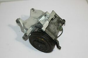 Aircon pump and bracket EJ20 fits subaru impreza turbo sti W04F087562