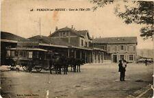 CPA Verdun sur Meuse-Gare de l'Est (231847)