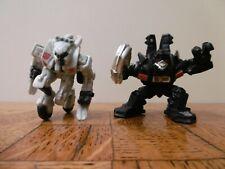 Transformers ROTF Robot Heroes Movies Series 2 Sidewipe vs Sideways