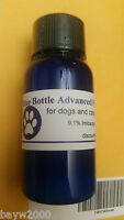 Blue Bottle Advanced Flea Control dogs & cats up to 20 pounds 12 doses 10ml