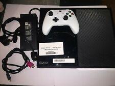 Microsoft Xbox One 500 GB Game Console - Black + Controller + HDMI & Power Lead