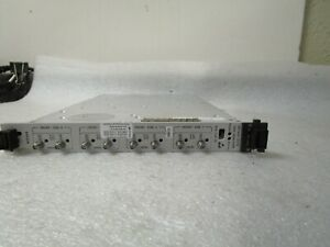 Agilent 667MHz Data Analyzer E4832A with (4) E4838A Generator Front-End