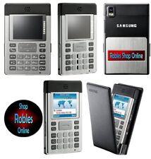 Samsung SGH P300 Silver (Ohne Simlock) TriBand PhoneCard Original Neuwertig OVP
