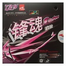 729 RITC Table Tennis Rubber Faster
