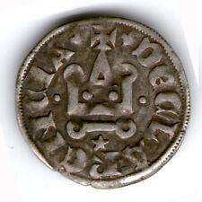 (4) Crusader William of Villehardouin denier Sterling Silver Souvenir