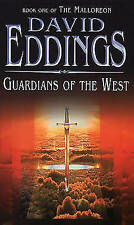 Guardians Of The West: (Malloreon 1) by David Eddings (Paperback, 2000)