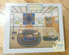 Charles Wysocki The Simple Life 1000 Piece Puzzle Complete