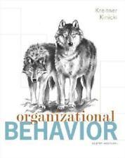 Organizational Behavior by Kreitner, Robert; Kinicki, Angelo