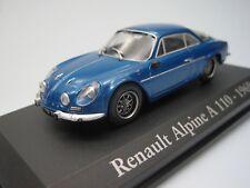 COCHE RENAULT ALPINE A110 1969 ESCALA 1 43