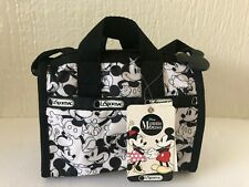 BRAND NEW! Lesportsac Petite Weekender Crossbody Shoulder Bag Minnie Mouse
