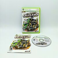 World of Outlaws: Sprint Cars (Microsoft Xbox 360, 2010) - Complete - Tested