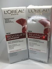 (2) L'Oreal Paris Revitalift Cicacream Anti-Wrinkle + Skin Barrier Repair 1.7oz