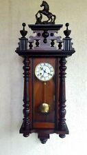 "ANTIQUE "" JUNGHANS ""  GERMAN Wall Clock for sale!!! great condition!!!"