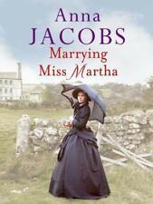 Marrying Miss Martha Par Jacobs Anna Bon Used Livre (Livre de Poche) Gratuit &