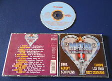V/A - METAL HEART - HOUSE OF LORDS, MYDRA, PRETTY MAIDS - CD ALBUM 1993