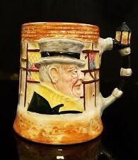 Toby Mug T.H. Sandland, Lancaster Sandland Hand Painted in England