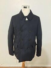 Men's MONCLER Larry Down Jacket, Size 4 (Large) (Size 42), Dark Navy