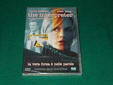 The Interpreter Regia di Sydney Pollack