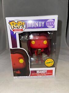 Funko Pop Movies Mandy Chase Vinyl Figure-New