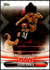 2019 Topps WWE Raw Wrestling Base Singles #1-90 (Pick Your Cards)