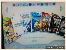 Nintendo Wii Modded with over 3000 old school games + Wii Games
