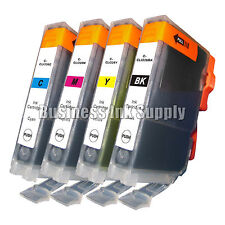 4 COLOR CLI-226 CLI226 CLI 226 CMY BK Ink Canon Pixma iP4820