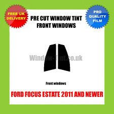FORD FOCUS ESTATE 2011+ FRONT PRE CUT WINDOW TINT KIT