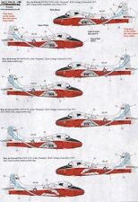 Xtradecal 1/48 X48122 BAe Jet Provost  T.5 decal set Part 2