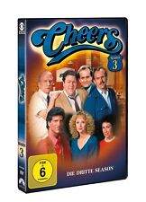 CHEERS - Season 3 (4 DVDs) Ted Danson, Shelley Long OVP