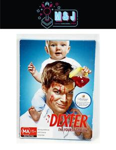DVD Dexter The Fourth Season - Ausssie Seller