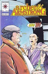 Archer & Armstrong #12 (Jul 1993, Acclaim / Valiant)