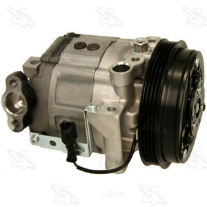 A/C  Compressor And Clutch- New   Four Seasons   68437