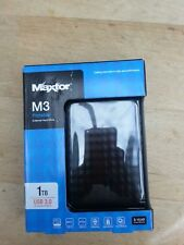 M3 1TB Maxtor Seagate 1 TB External Hard Drive USB 3.0 HDD Portable Memory Disk