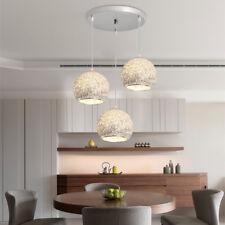 Kitchen Pendant Light Bedroom Lamp Silver Chandelier Lighting Bar Ceiling Lights