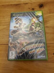 Neighbours From Hell (Xbox Original New Sealed - PAL)