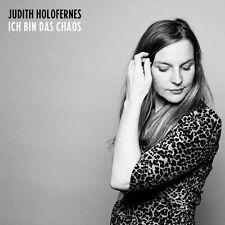 JUDITH HOLOFERNES - ICH BIN DAS CHAOS   CD NEU