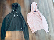 Lot Of 2 Abercrombie Women's Size Small Hoodies