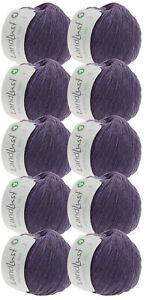 Lana Grossa 500g Wollpaket Lana Grossa Wolle Landlust Merino 180 Farbe 223, GOTS