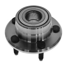Wheel Hubs & Bearings