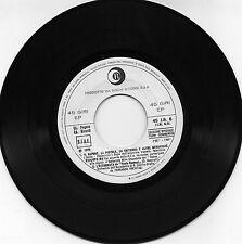 EQUIPE 84 TONY DEL MONACO ROBERTO SOFFICI ACCADEMIA DI S. CECILIA JB EP 1970 EX+