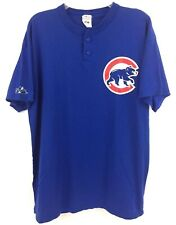 Majestic 2-Button Chicago Cubs Replica Youth Jersey 50/50 Blend SZ YXL (R29)