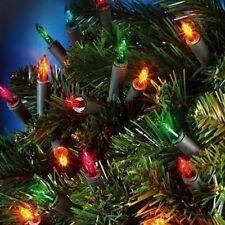 200 LED PER INTERNI shadeless Natale Xmas Tree FAIRY stringa luci Festa Luce Nuovo