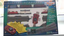 Roco H0 41212 Digital-Startset Dampflok BR 80 DB neuwertig