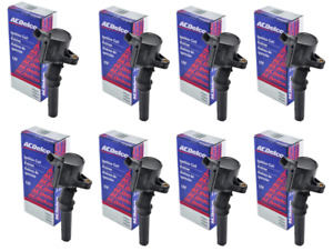 ACDelco DG508 Ignition Coil For Ford EXPEDITION EXPLORER F150 F250 BS2002 set 8