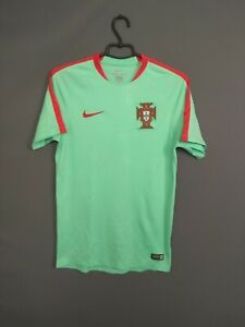 Portugal Jersey Training SMALL Shirt Soccer Nike 726330-387 ig93