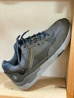 Lumberjack - Sneakers uomo grigia con dettagli