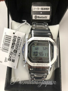 Casio GMW-B5000D-1JF G-Shock Origin Bluetooth Watch Japan Domestic Version New