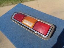 1974 74 Ford Mustang II LEFT TAIL LIGHT ASSEMBLY 1975 75 1976 76